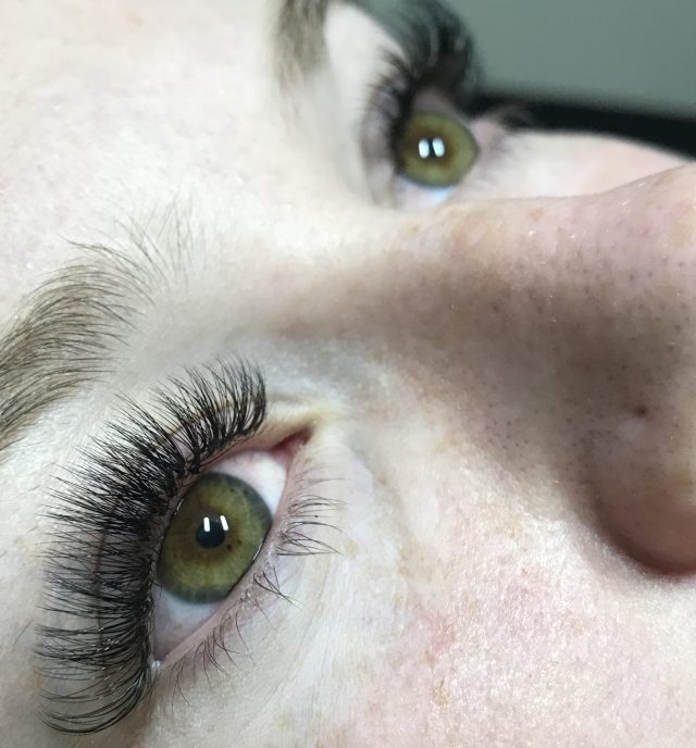 Eyelash Extensions OC